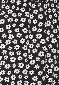 Monki - ROSIE TROUSERS - Bukse - black dark - 2