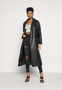 American Eagle - Slim fit jeans - black - 1