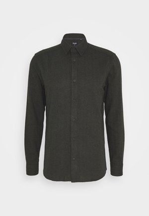 ONSBRAD HERRINGBONE - Shirt - deep depths