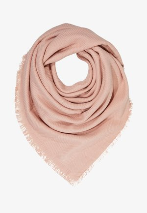 Skjerf - pink