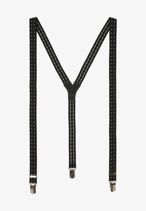 HOSENTRÄGER - Belt - schwarz