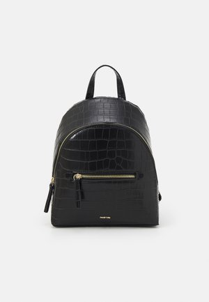 BACKPACK REPTILIA - Rucksack - black
