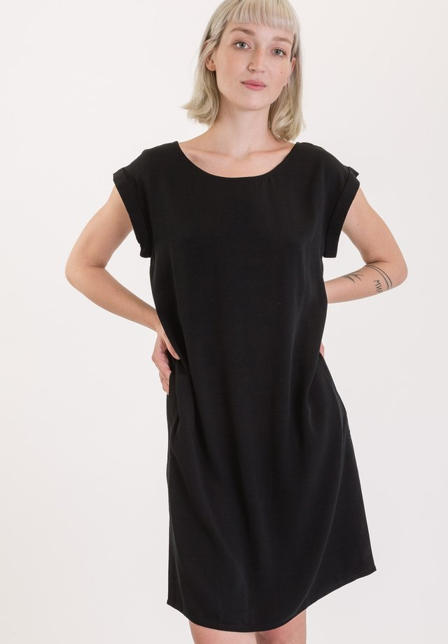 ANNABELLINA - Jersey dress - schwarz