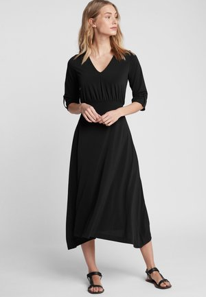 TAN GEO - Day dress - black