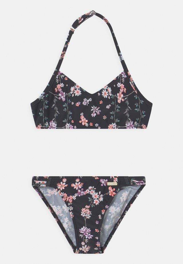 DITSY SUN SET - Bikini - black