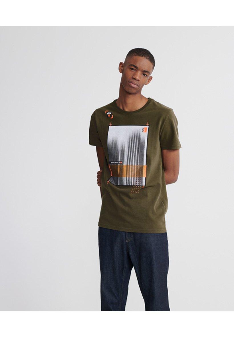 Herren ALCHEMY VISION - T-Shirt print