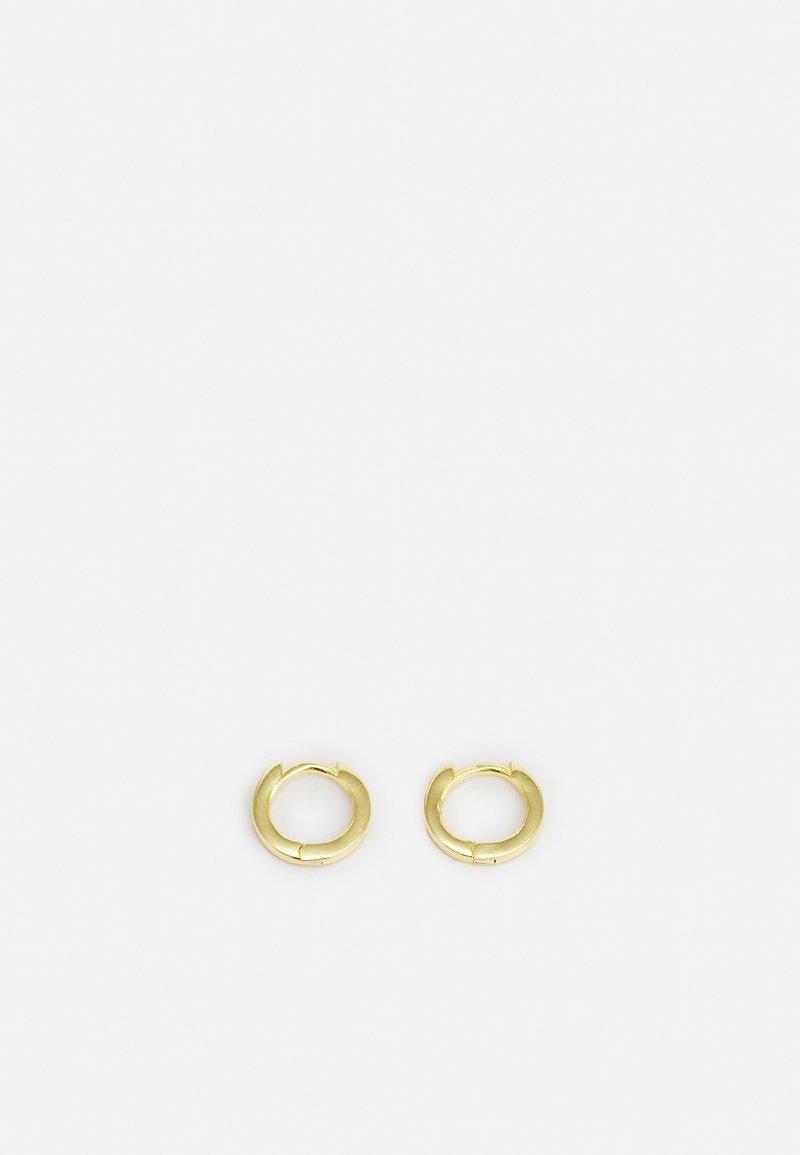 Shashi - KATERINA HUGGIE - Boucles d'oreilles - gold-coloured