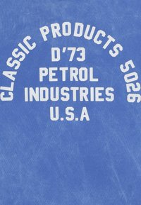 Petrol Industries - Triko spotiskem - antartic blue - 3