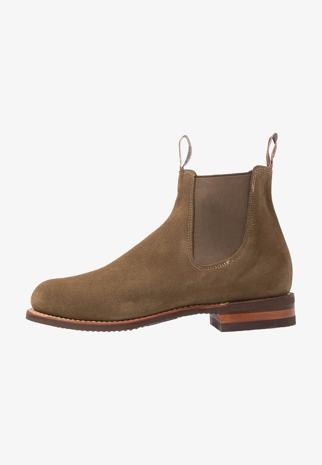COMFORT TURNOUT - Classic ankle boots - eucalypt
