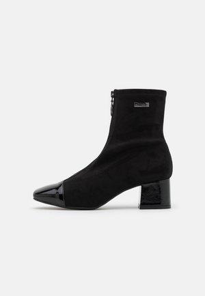 DITA - Korte laarzen - noir