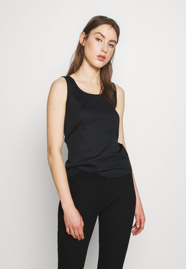 ROBIN TANK - Top - black