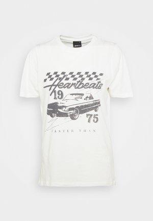 IDA TEE - T-shirts print - off-white