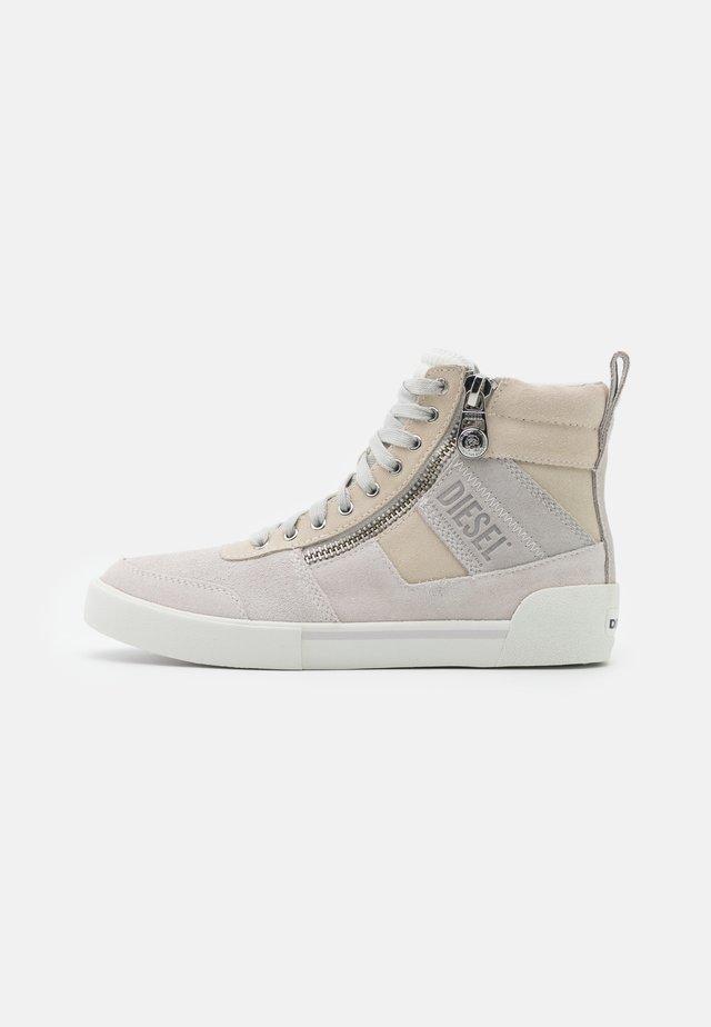 S-DVELOWS MID CUT - Sneakers hoog - white