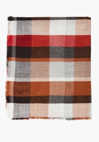 s.Oliver - Scarf - brown check - 3