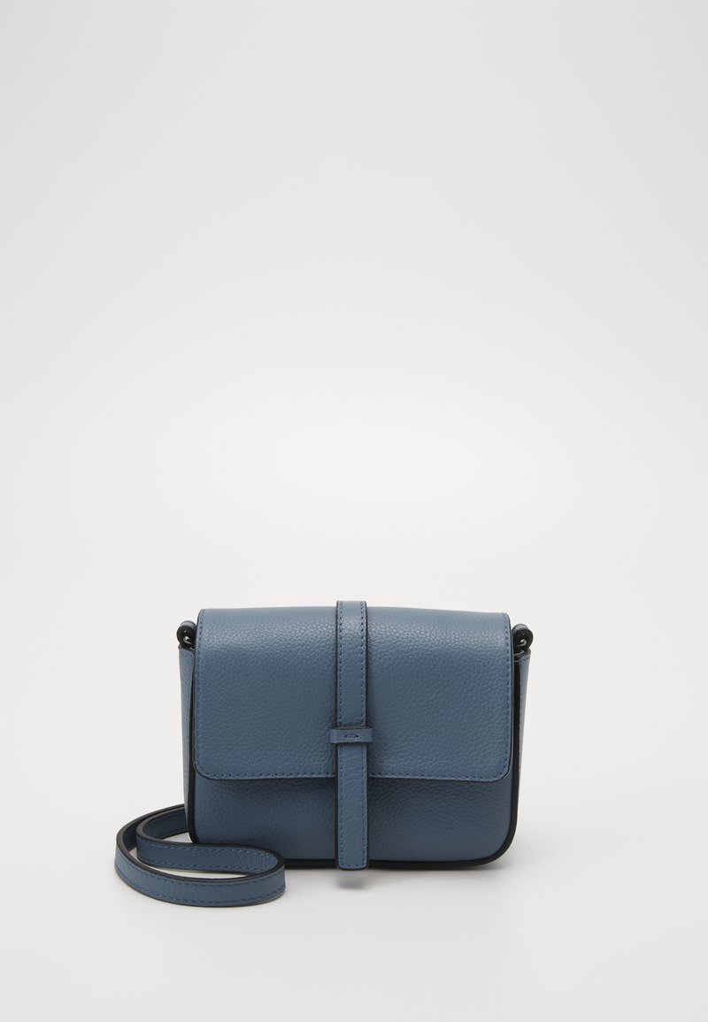 FREDsBRUDER - RONI - Across body bag - modern blue