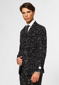 OppoSuits - SCIENCE FACTION - Suit jacket - black - 0