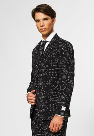 SCIENCE FACTION - Chaqueta de traje - black