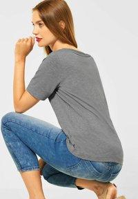 Street One - Print T-shirt - grau - 2