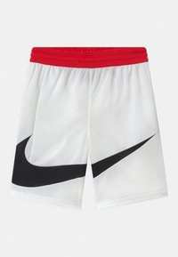 white/university red/black