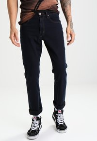 Lee - BROOKLYN  - Jeans Straight Leg - blue black - 0