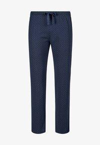 Huber Bodywear - Pyjama bottoms - dark blue - 3