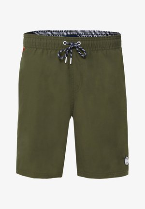 Swimming shorts - army green