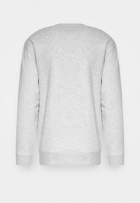 Tommy Jeans - PLAID GRAPHIC CREW - Sweatshirt - silver grey - 1