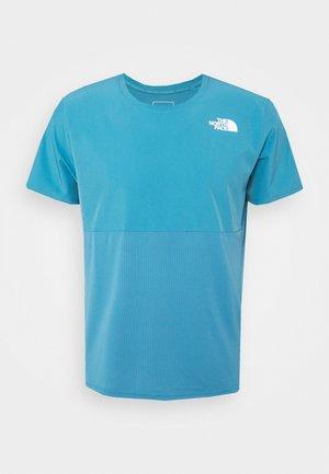 TRUE RUN - T-shirt print - storm blue