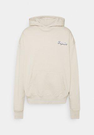 GRANADA OVERSIZED HOODIE - Sweatshirt - whisper white