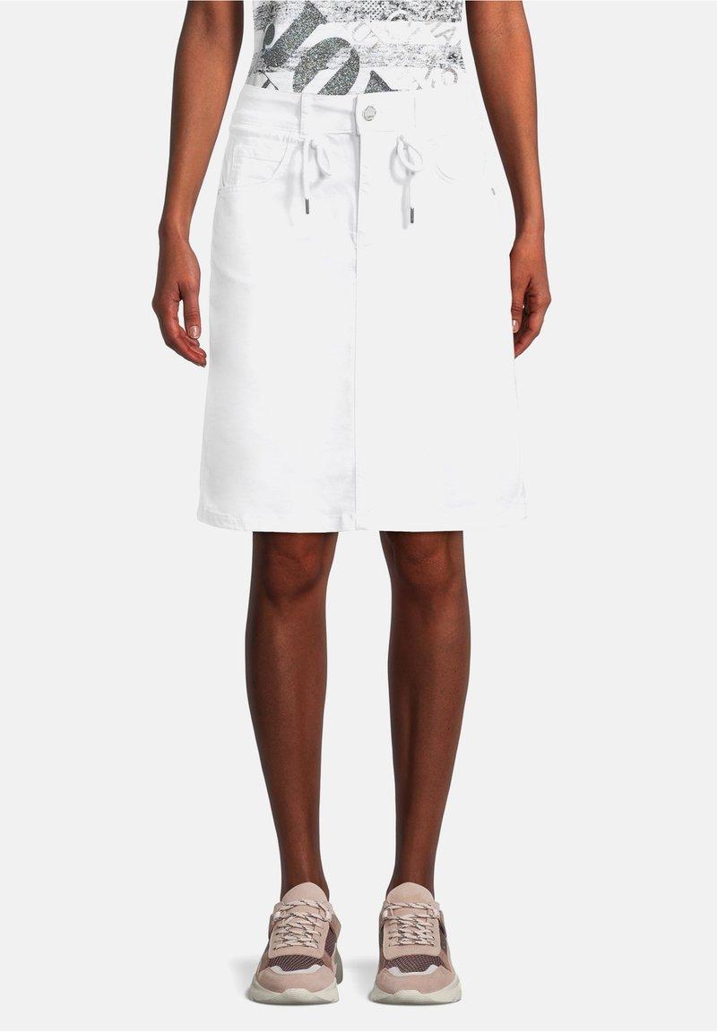Cartoon - A-line skirt - weiß