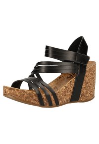 Blowfish Malibu - High heeled sandals - black - 2