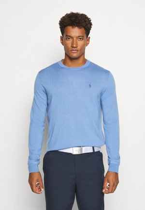 LONG SLEEVE - Strickpullover - fall blue