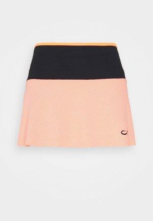 FALDA MILE - Sportsnederdel - orange