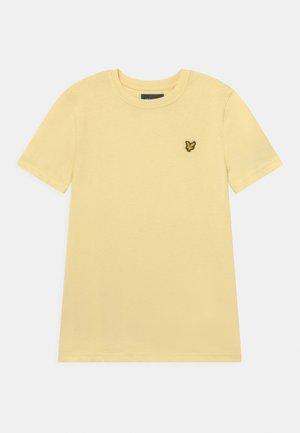 CLASSIC  - Basic T-shirt - french vanilla