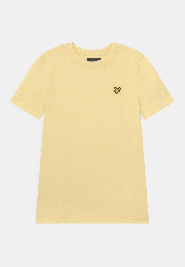 CLASSIC  - T-shirt basic - french vanilla