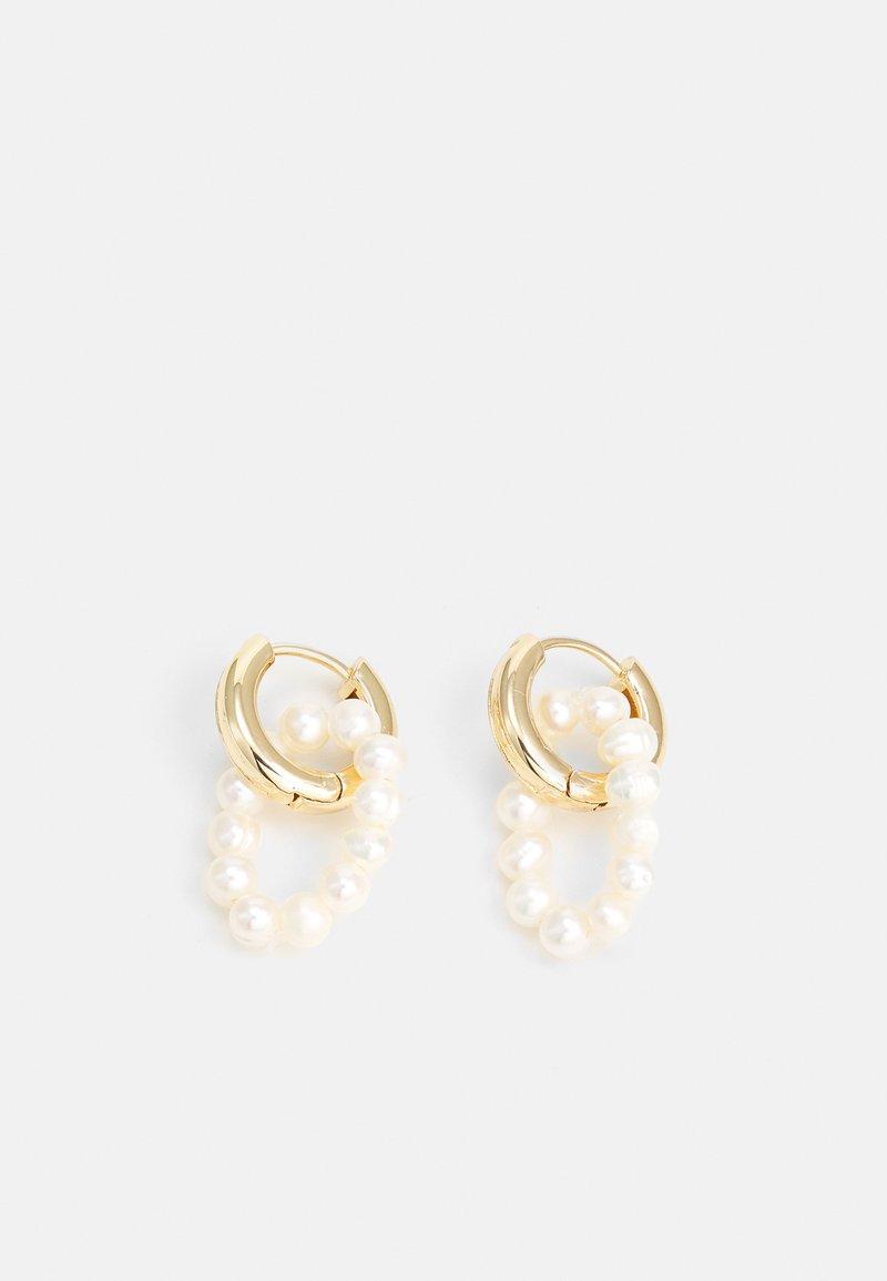 sweet deluxe - EARRING - Earrings - gold-coloured