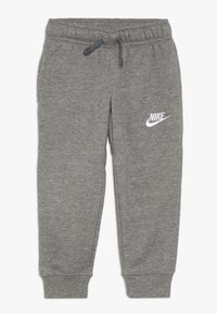Nike Sportswear - CLUB CUFF PANT - Verryttelyhousut - carbon heather - 0