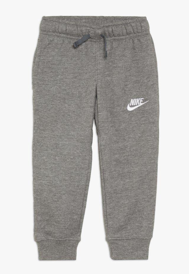 CLUB CUFF PANT - Pantalones deportivos - carbon heather