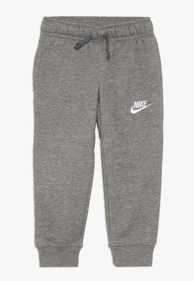 Nike Sportswear - CLUB CUFF PANT - Teplákové kalhoty - carbon heather