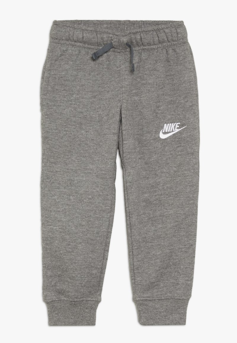 Nike Sportswear - CLUB CUFF PANT - Verryttelyhousut - carbon heather