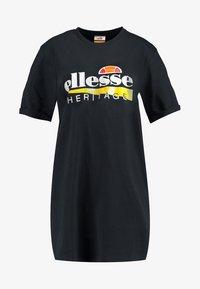 Ellesse - GRETA - Jersey dress - anthracite - 3