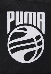 Puma - BASKETBALL BACKPACK - Batoh - black - 3