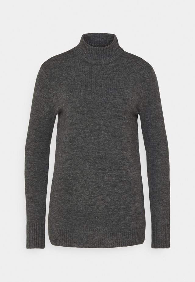 NESSIE - Jumper - dark grey melange