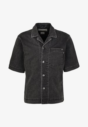 JARMO - Shirt - vintage black