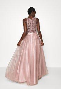 Luxuar Fashion - Suknia balowa - mauve - 2
