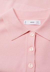 Mango - NURIET - Polo shirt - roze - 6