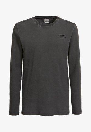 WAFFLE LOGO - Pullover - schwarz
