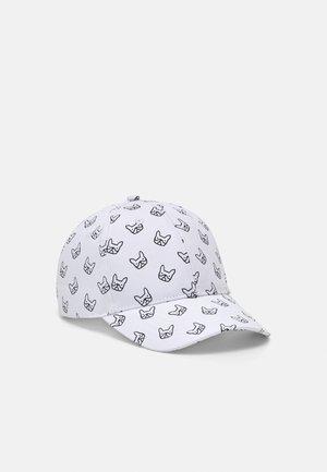 JACDOG BASEBALL - Cap - white