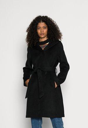 COAT - Klassisk frakke - black