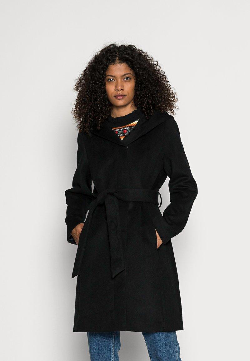 Esprit Collection - COAT - Classic coat - black